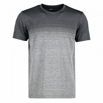 GEYSER - Seamless striped s/s t-shirt herre
