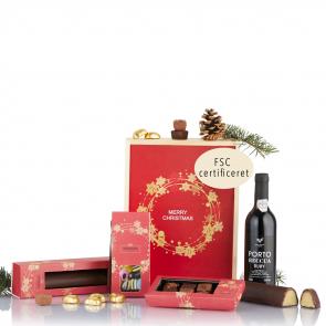 PR Chokolade - FCS Christmas