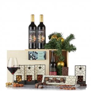 PR Chokolade - Santa's Woodbox