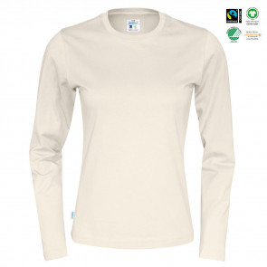 CottoVer - T-shirt L/Æ dame