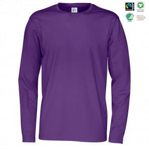 CottoVer - T-shirt L/Æ herre