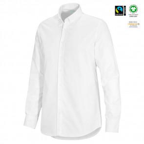 CottoVer - Oxford skjorte L/Æ herre