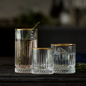 F&H - Lyngby Firenze whiskyglas, 4 stk