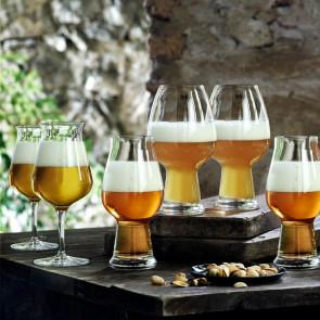 F&H - Luigi Bormiolo Birrateque ølglassæt