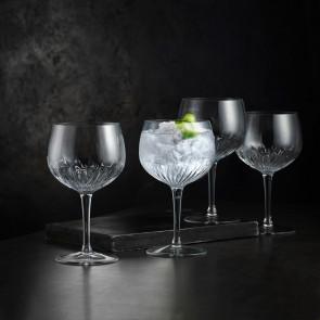 F&H - Luigi Bormiolo spansk Gin & Tonic, 4 stk.