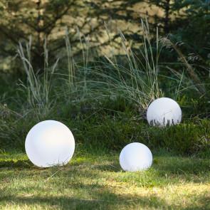 F&H - Villa Collection LED solar Kugler Small & Medium