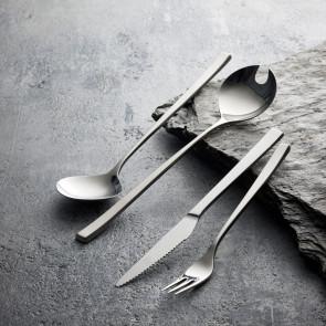 F&H - Gense Fuga steakbestik m. salatbestik, 26 dele