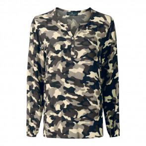 CLIPPER - Bluse med knapper dame