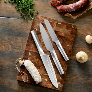 Orrefors - Premium knivsæt, 3-pak