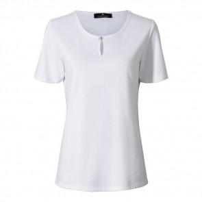 CLIPPER - Bluse med knap dame