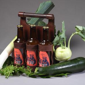Bryggeriväskän med plads til 6 flasker
