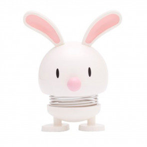 Small Bunny Bimble - White