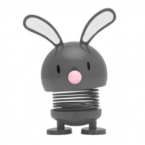 Small Bunny Bimble - Grey