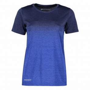 GEYSER - Seamless striped s/s t-shirt dame