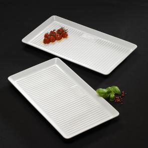 Weber - To smukke fade til elegant servering
