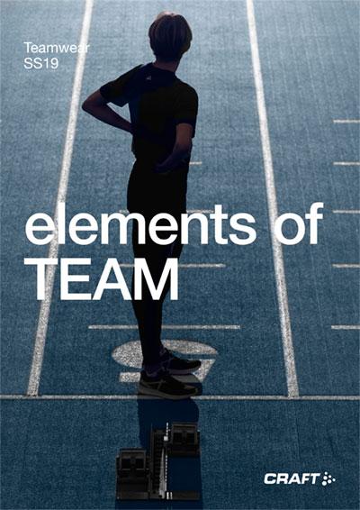 Craft Teamsport, Sportstøj