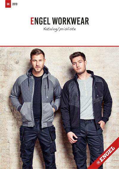 Engel workwear katalog, Arbejdstøj