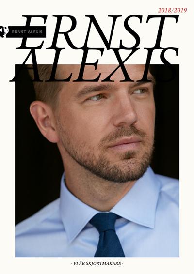 Ernst Alexis katalog, Profiltøj skjorter