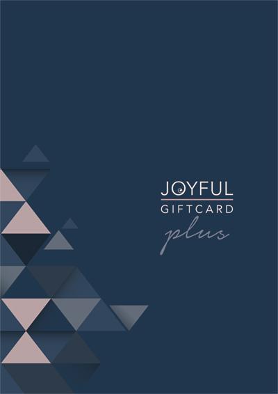 Joyful Giftcard, Gaveartikler