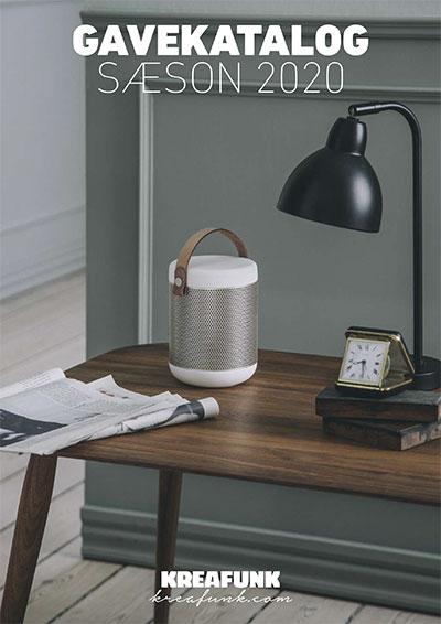 Kreafunk, Gaveartikler, design højtalere