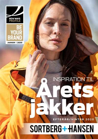 New Wave Profile jakke katalog