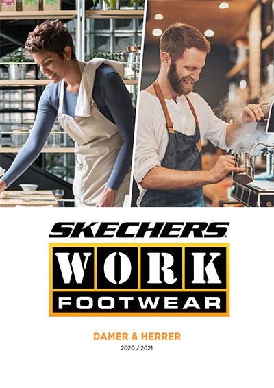 Skeetchers work katalog, Sko