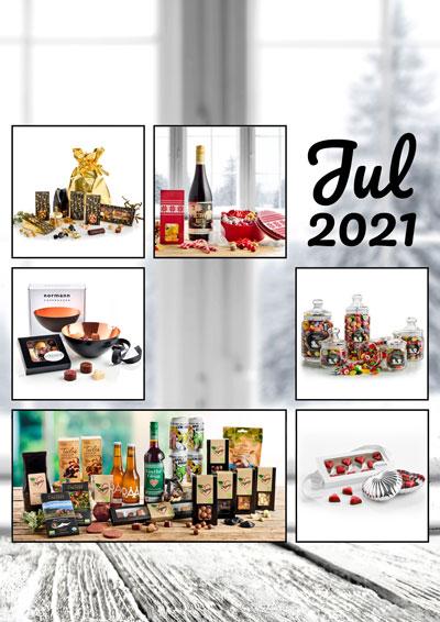 Boncoca katalog, Vin og chokolade