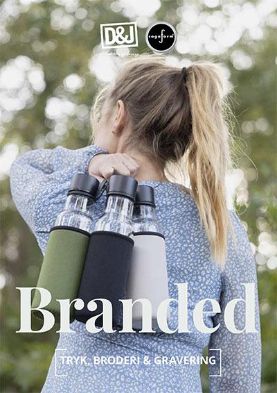 Branded, New Wave Reklameartikler