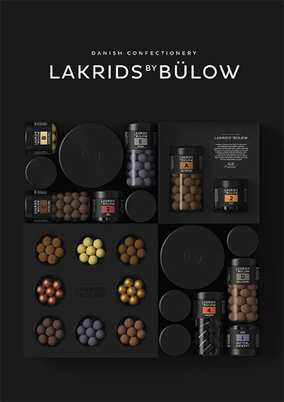 Lakrids by Bülow, Lakrids