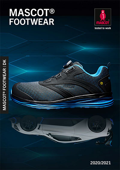 Mascot Footwear katalog, Sko