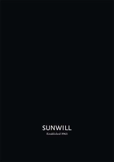 Sunwill katalog, Profiltøj