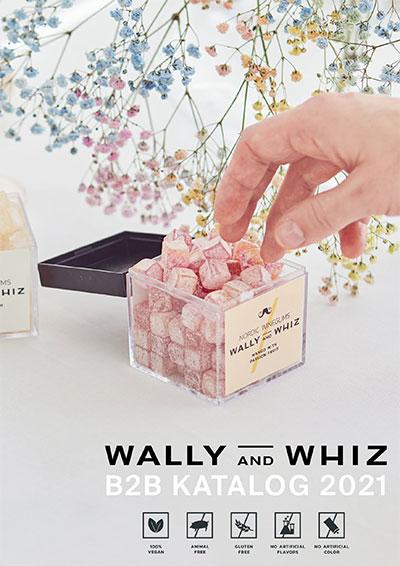 Wally and Whiz, Vingummi