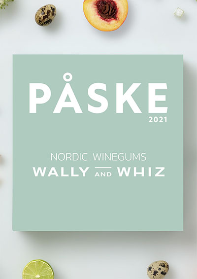 Wally and Whiz Påske, Vingummi