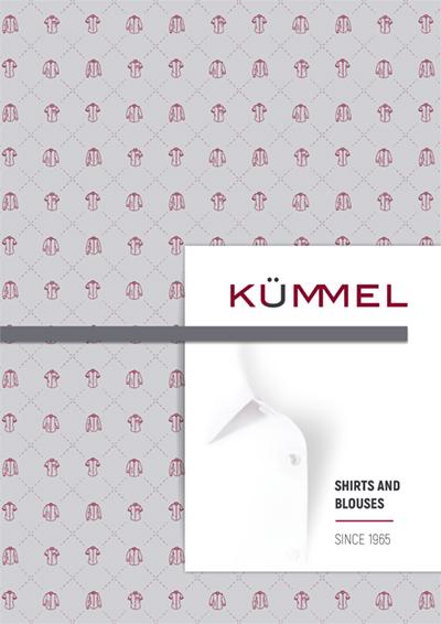 Kümmel katalog, Profiltøj skjorter