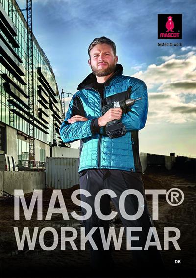 Mascot Katalog, Arbejdstøj