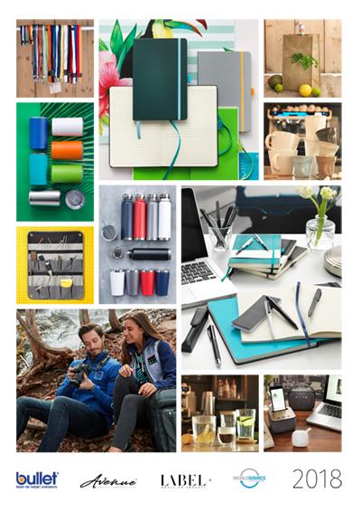 PF Concept katalog, Reklameartikler