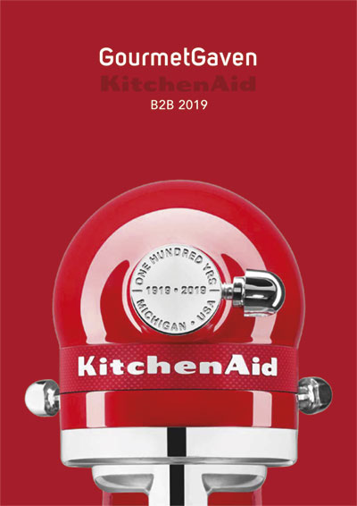 Kitchen Aid, Gaveartikler